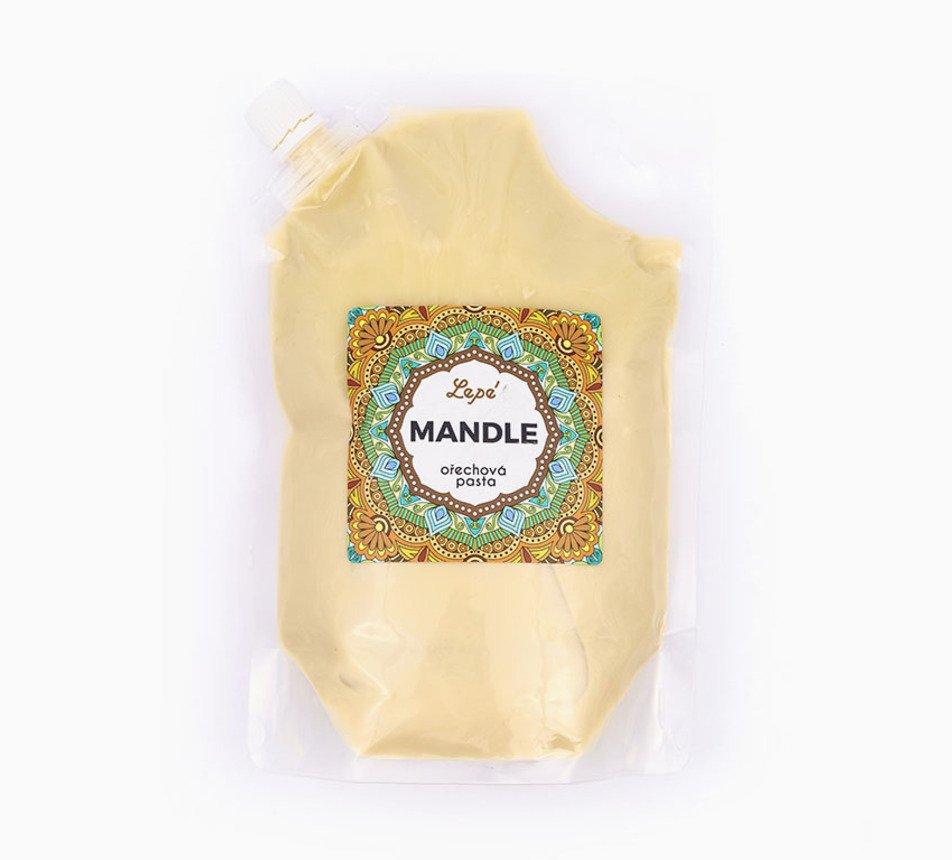 Mandle ořechová pasta DOYPACK