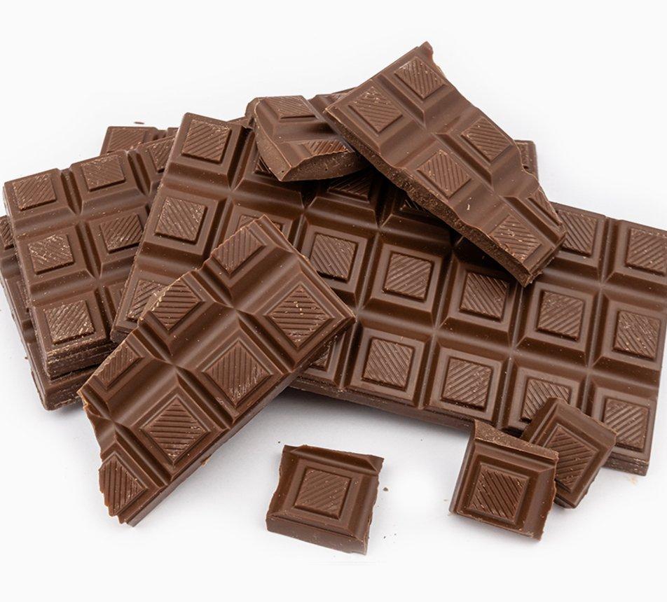 Kvalitní mléčná čokoláda