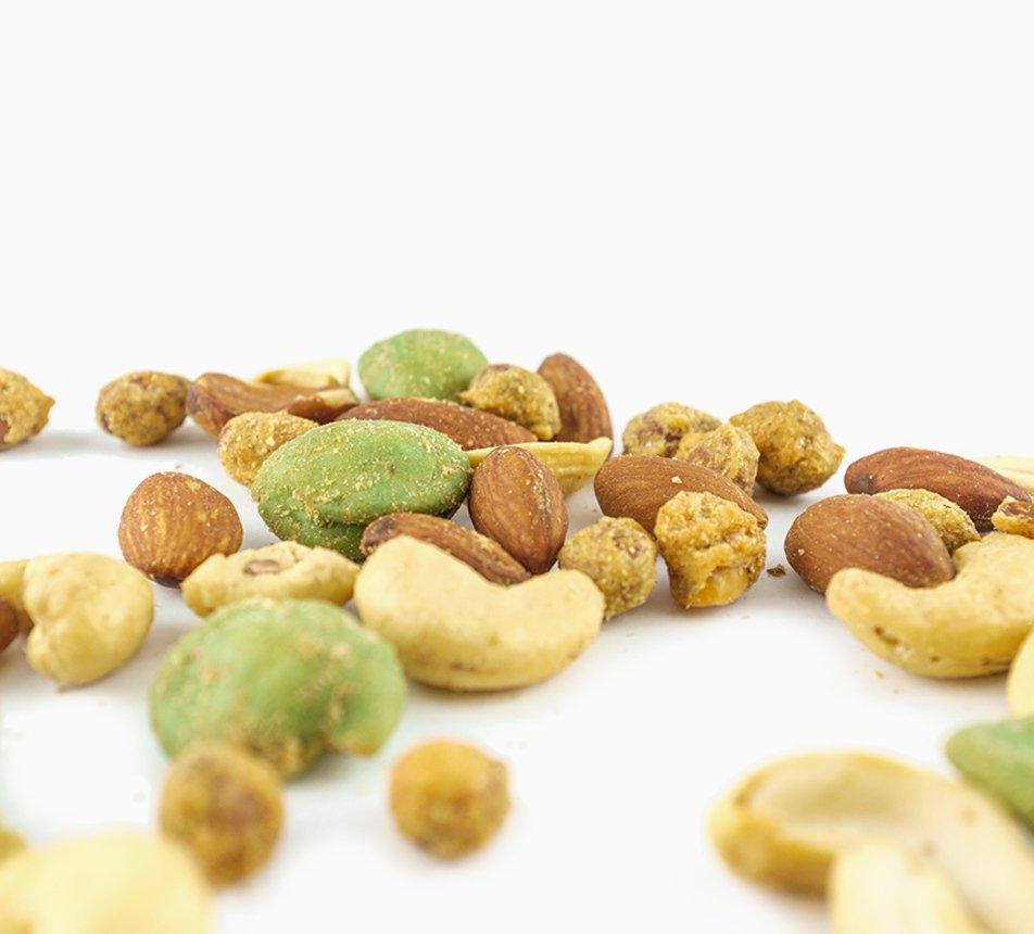 MYX Salty – pražené ořechy
