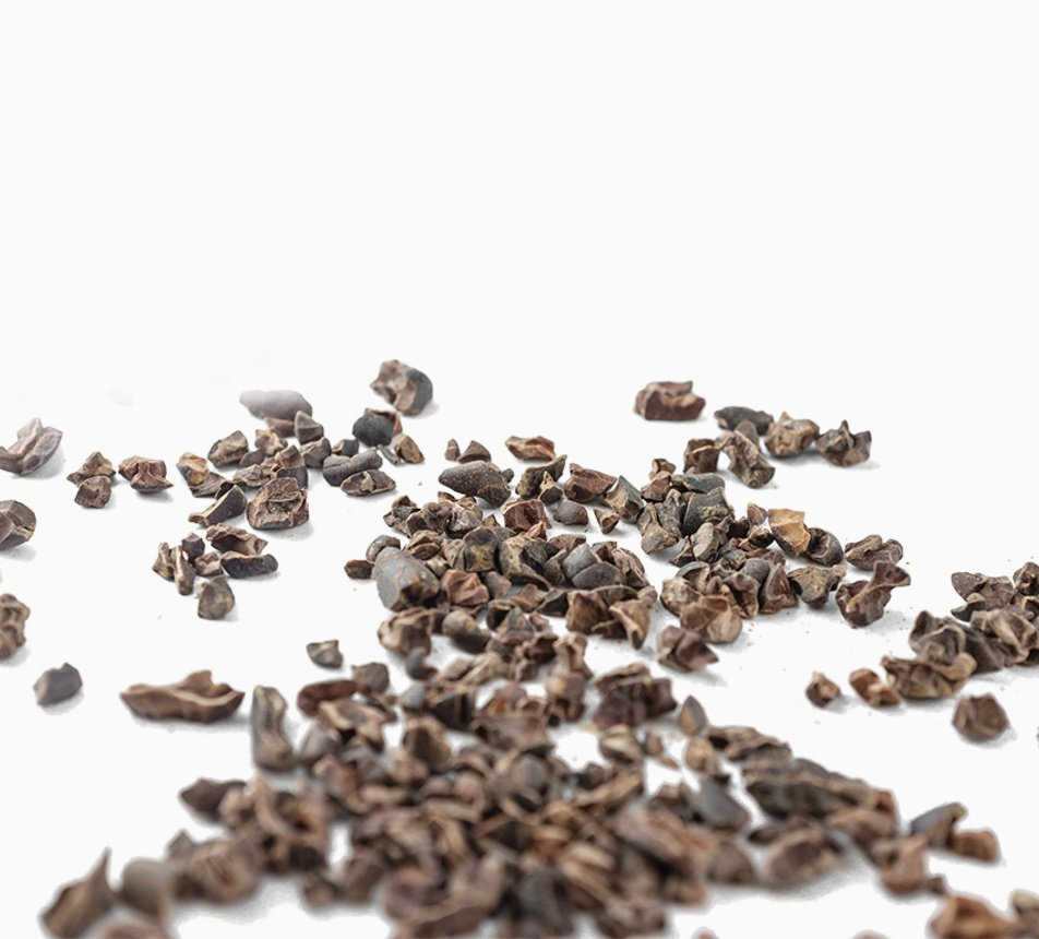 Kakaové boby drcené nepražené RAW