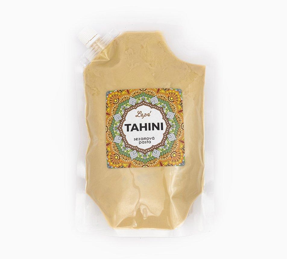 Tahini sezamová pasta