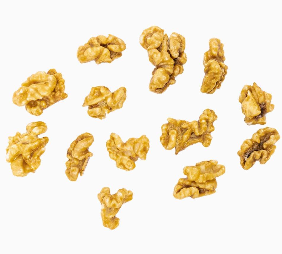 Vlašské ořechy blanšírované v karamelu